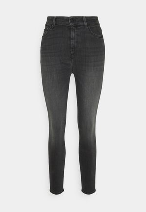 AUBREY - Jeans Skinny Fit - black
