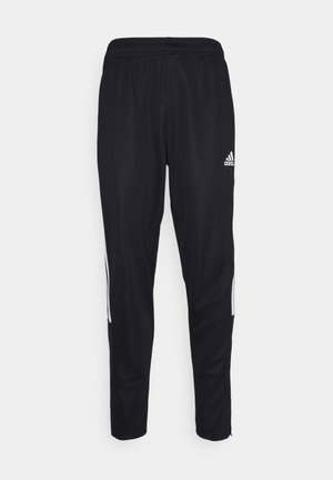TIRO 21 - Tracksuit bottoms - black/white