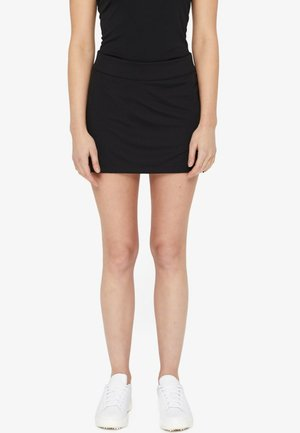 AMELIE - Sports skirt - black