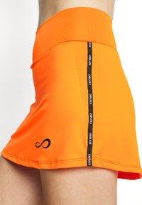 Endless - FALDA MINIMAL - Rokken - orange - 6