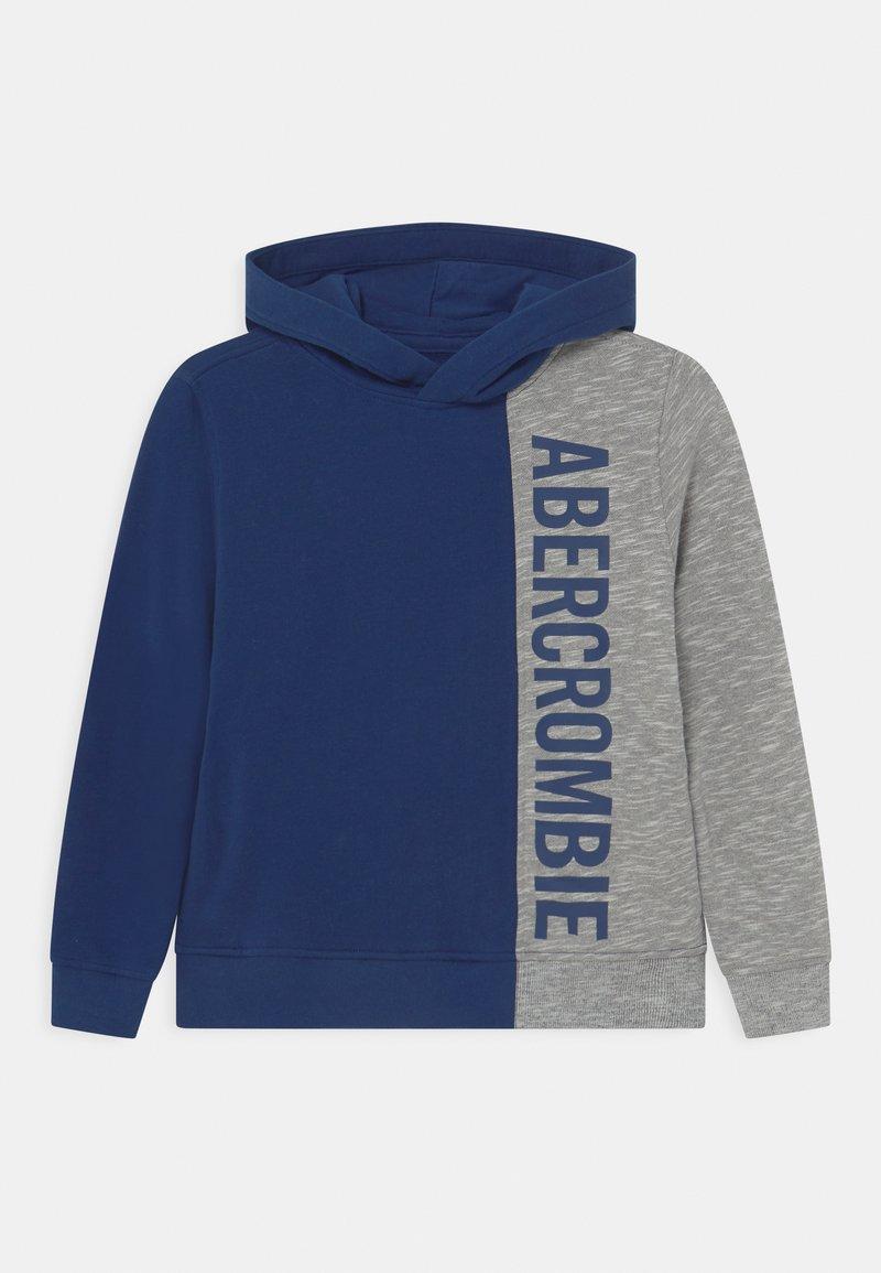 Abercrombie & Fitch - LOGO  - Sweatshirts - blue