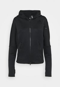 adidas Performance - W ZNE A H C.RDY - Sports jacket - black - 4
