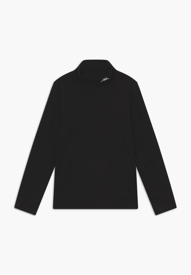 HAIO - T-shirt à manches longues - caviar