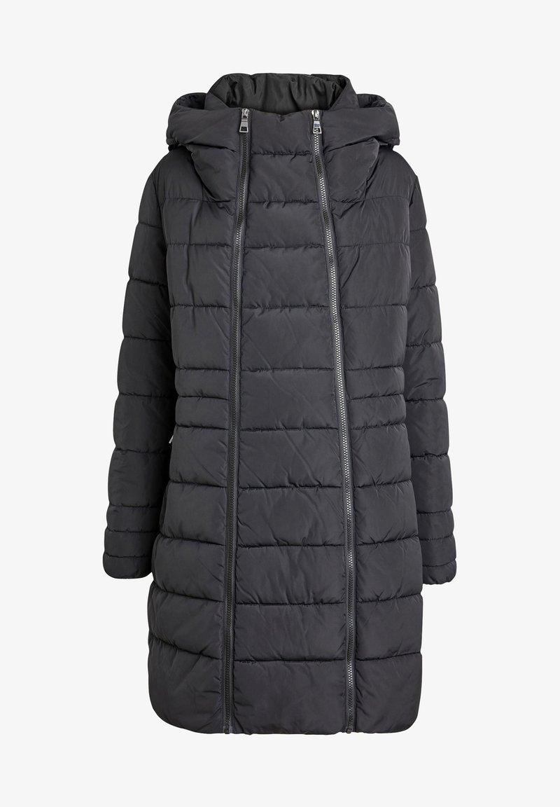 Next - Zimní kabát - black