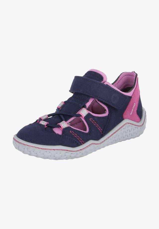 Walking sandals - nautic rosada