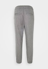 Gap Tall - WARM JOGGER DRAWSTRING - Tracksuit bottoms - grey heather - 6