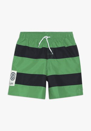 FINN - Swimming shorts - gree/navy