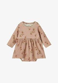 Lil' Atelier - PRINT - Day dress - almondine - 0