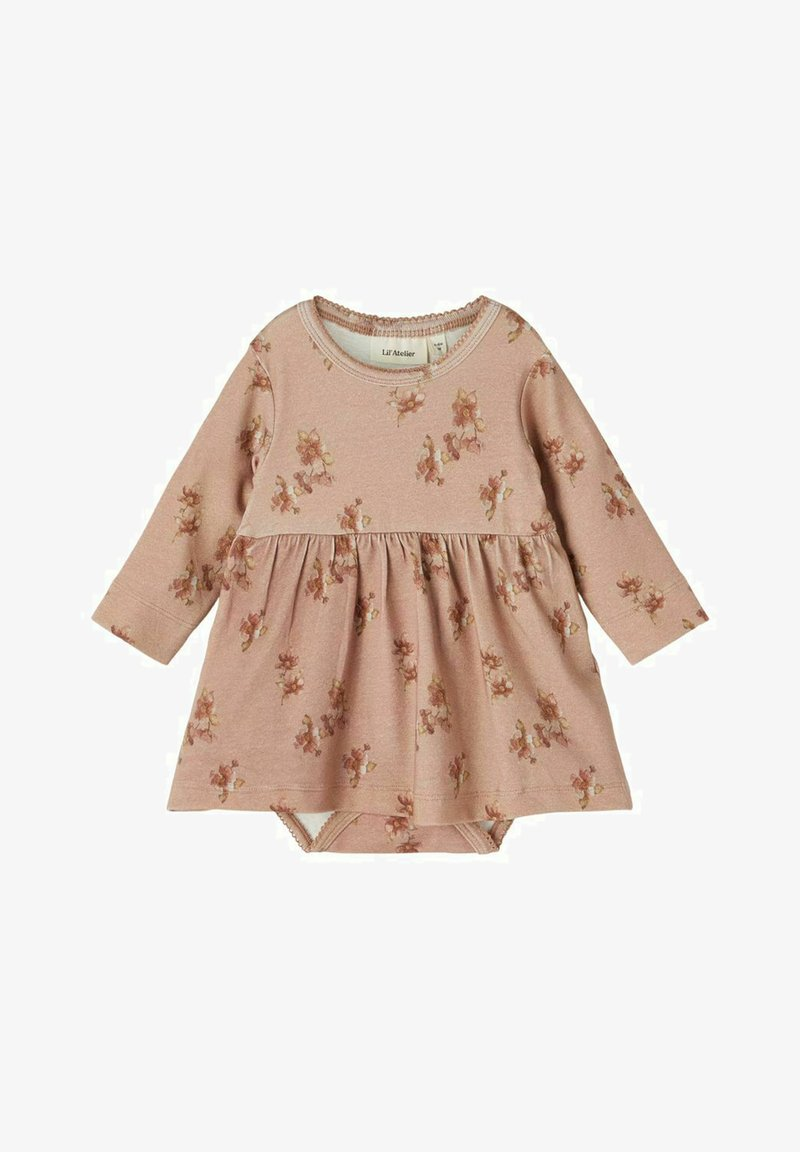 Lil' Atelier - PRINT - Day dress - almondine