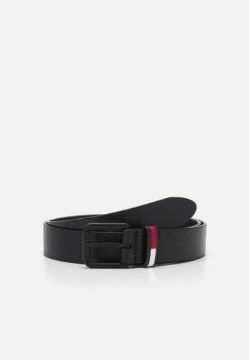 CASUAL FLAG BELT - Belt - black