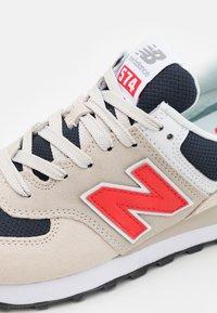New Balance - Sneakers laag - grey - 5