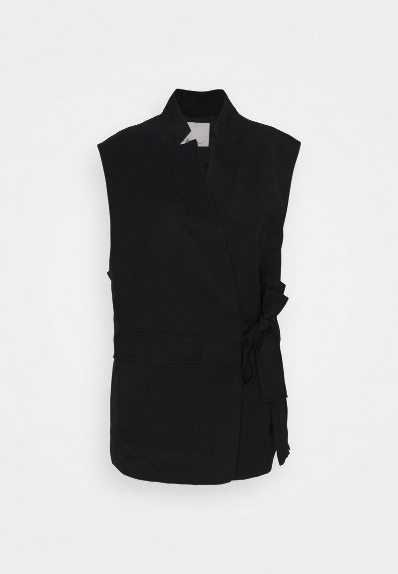 3.1 Phillip Lim - Waistcoat - black