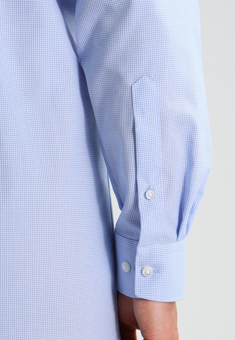 Olymp Luxor - Finskjorte Bleu