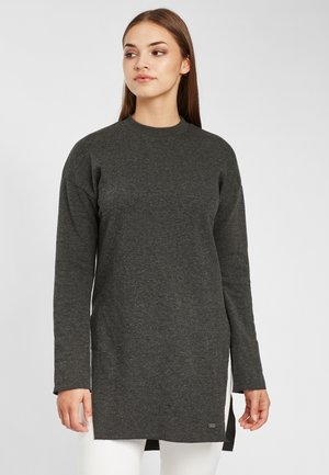 CITY - Sweatshirt - grey aop w/ black