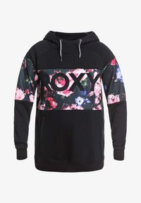 Roxy - LIBERTY HOODIE - Hoodie - true black blooming party - 4