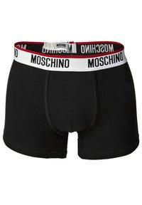 Moschino Underwear - 3 PACK - Pants - schwarz - 1