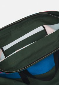 Marimekko - CREATED TANNERT APPELSIINI BAG - Weekend bag - green/blue/red - 2