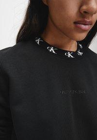 Calvin Klein Jeans - Sweatshirt - ck black - 3