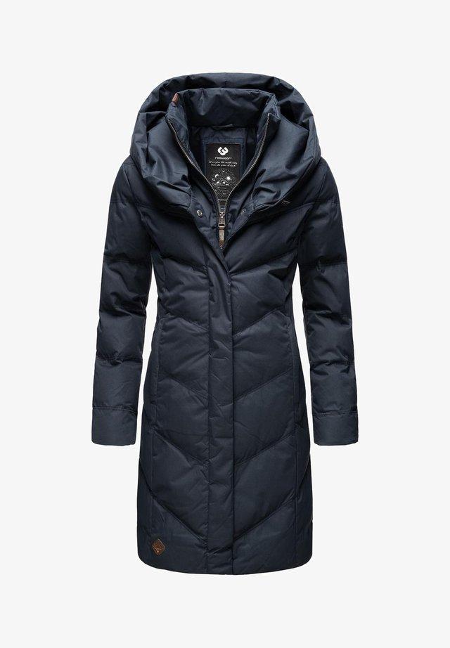 NATALKA - Winter coat - dark blue