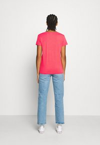 Levi's® - PERFECT V NECK - T-shirt basic - poppy red - 2