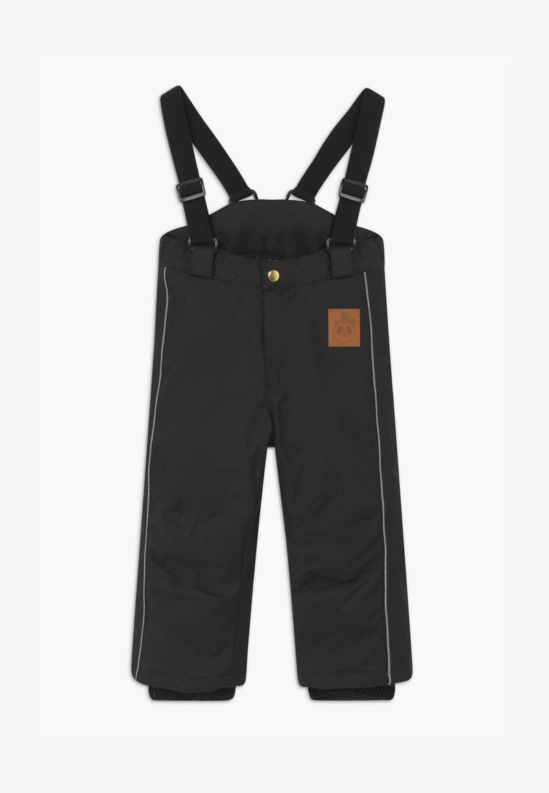Mini Rodini - UNISEX - Zimní kalhoty - black
