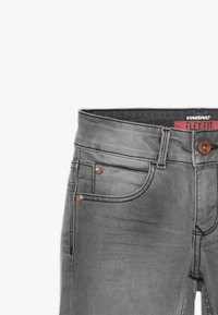 Vingino - BETTINE - Jeans Skinny Fit - dark grey vintage - 5