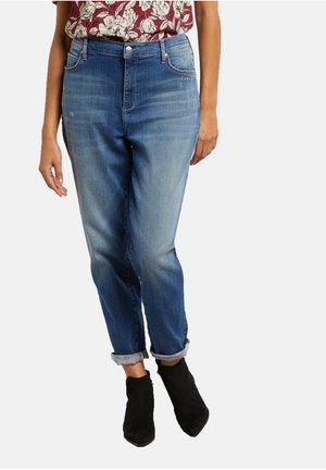 BOYFIT BERLIN - Relaxed fit jeans - blu