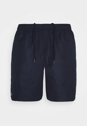 TENNIS SHORT - Träningsshorts - navy blue/ruby