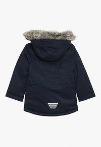 TrollKids - GIRLS OSLO COAT  - Winter coat - navy/magenta - 1
