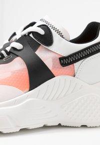 Steve Madden - ARIS - Sneakers laag - white/multicolor - 2