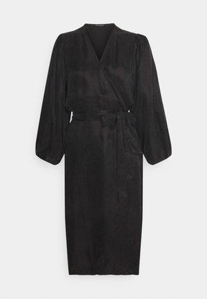 SIANNA MONNIKA DRESS - Robe d'été - black