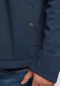 Mo - Light jacket - marine - 2
