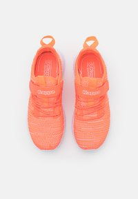 Kappa - CAPILOT UNISEX - Sports shoes - coral/white - 3