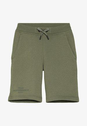 ORIGINAL - Sports shorts - leaflet green