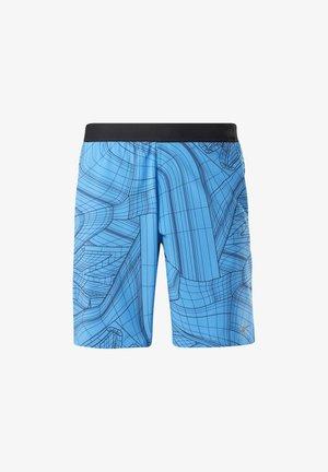 SPEED - Pantaloncini sportivi - blue