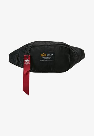 CREW WAISBAG - Bum bag - black