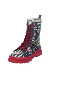 Dogo - Lace-up ankle boots - multicolor - 2