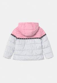 Nike Sportswear - TAPING COLOR BLOCK PUFFER - Winter jacket - pink - 1