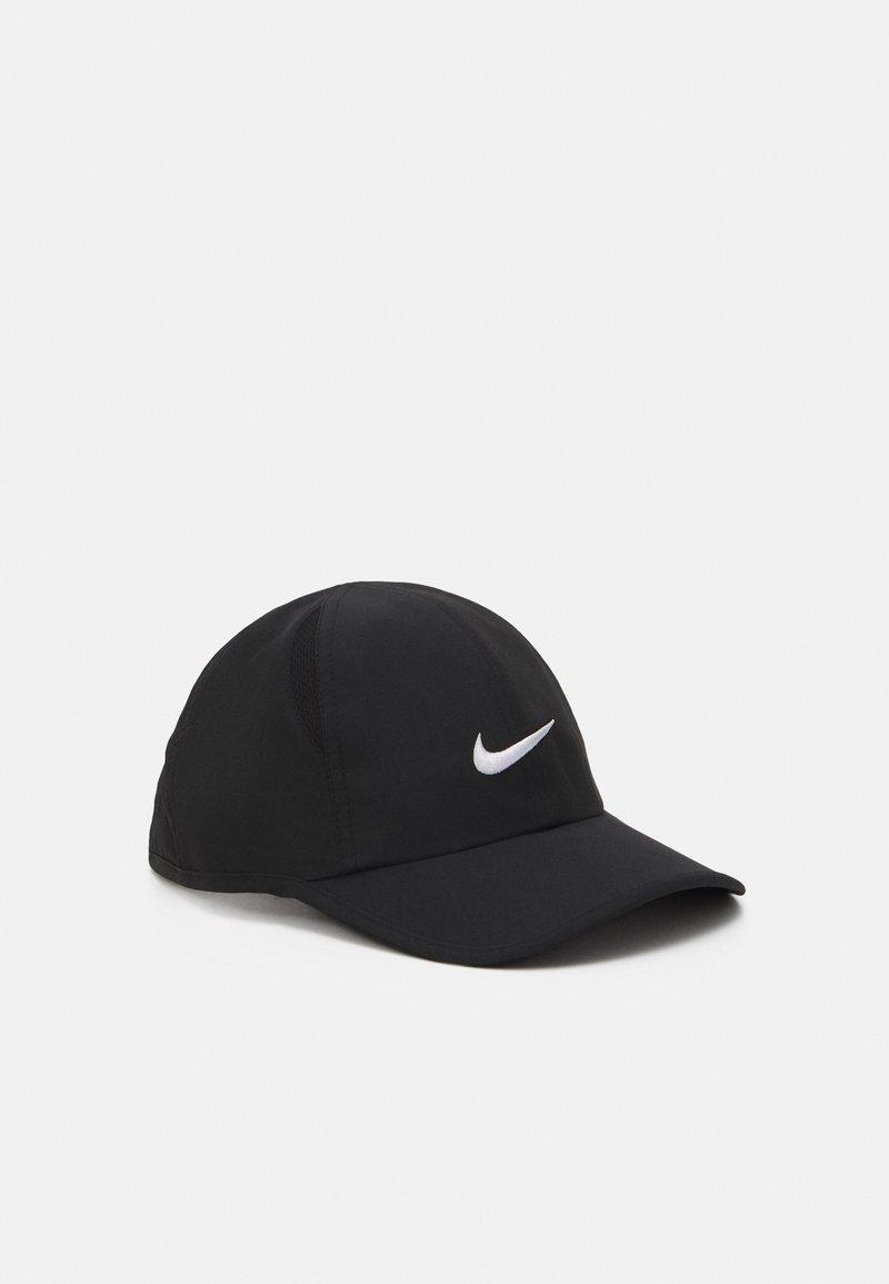 Nike Sportswear - NAN FEATHERLIGHT UNISEX - Kšiltovka - black