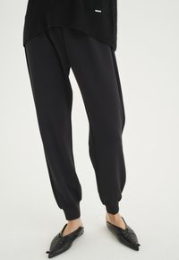 InWear - Tracksuit bottoms - black - 0