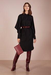 Bruuns Bazaar - PRALENZA DRESS - Day dress - black - 1