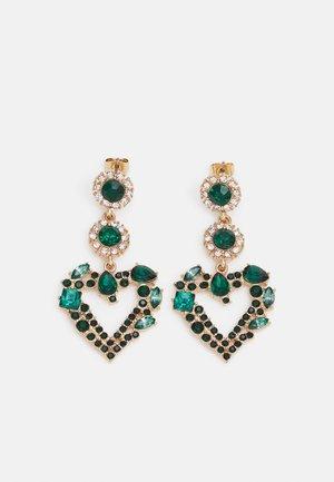 PCHILLI EARRINGS - Earrings - gold-coloured