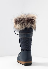Moon Boot - MONACO WP - Winter boots - denim blue - 5