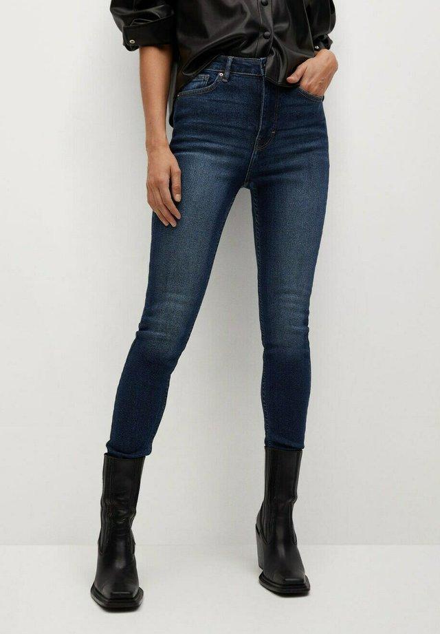SOHO - Jeans Skinny Fit - donkerblauw