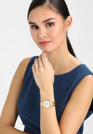 V BRACELET - Watch - gold-coloured