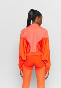 adidas Performance - COVER UP - Trainingsjacke - active orange/black - 2