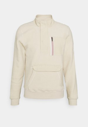 Fleece trui - antik white
