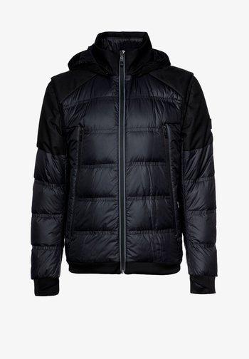 J_KIVU - Down coat - black
