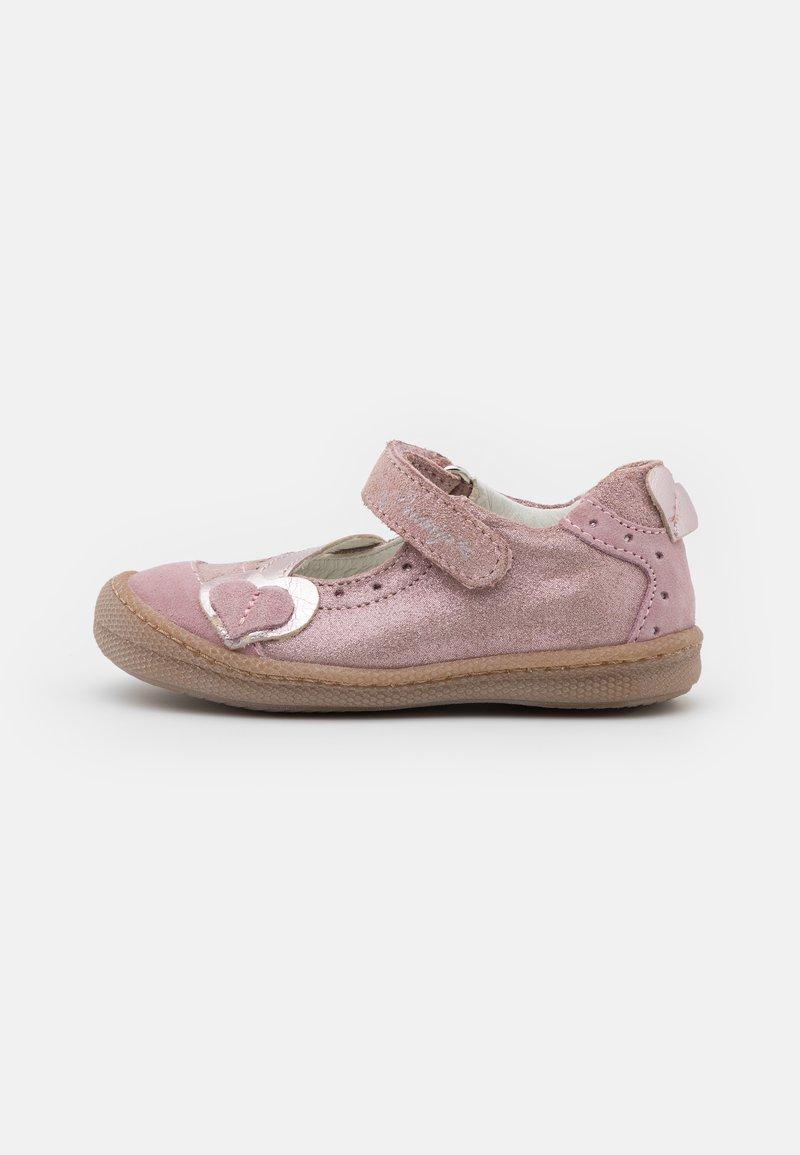 Primigi - Ankle strap ballet pumps - light pink