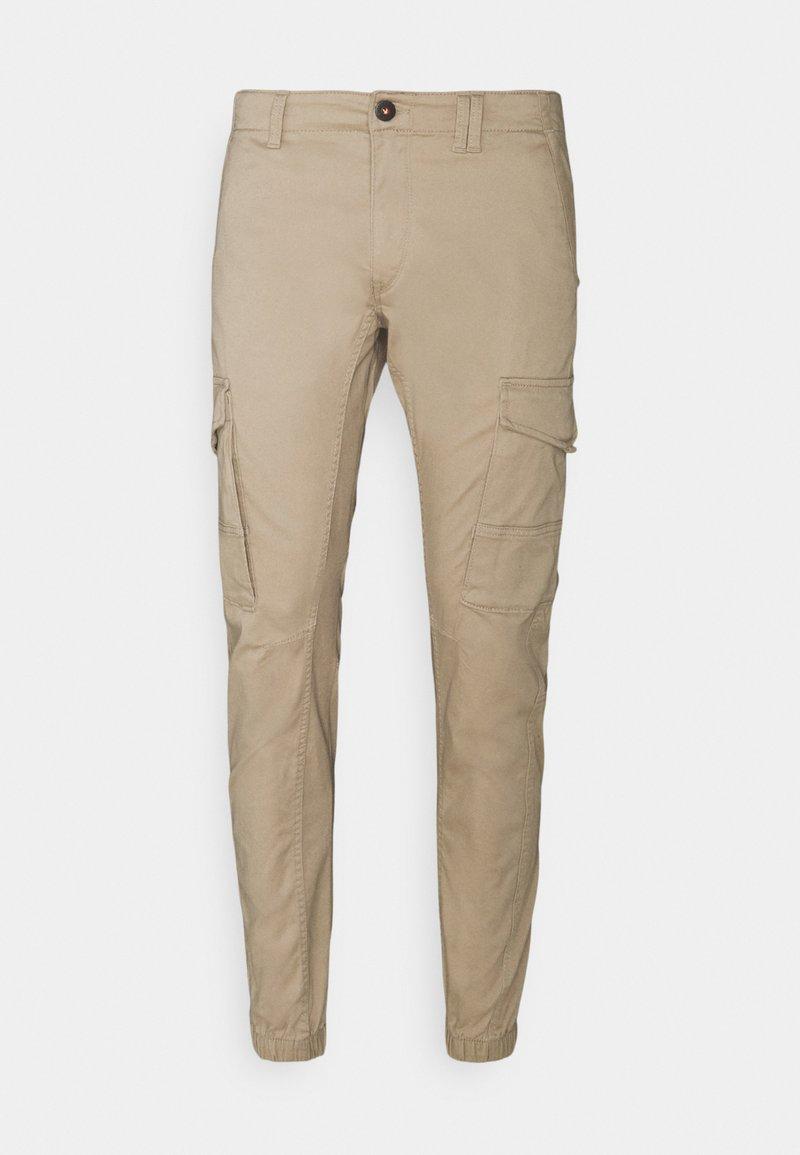 Jack & Jones - JJIPAUL JJFLAKE - Trousers - crockery